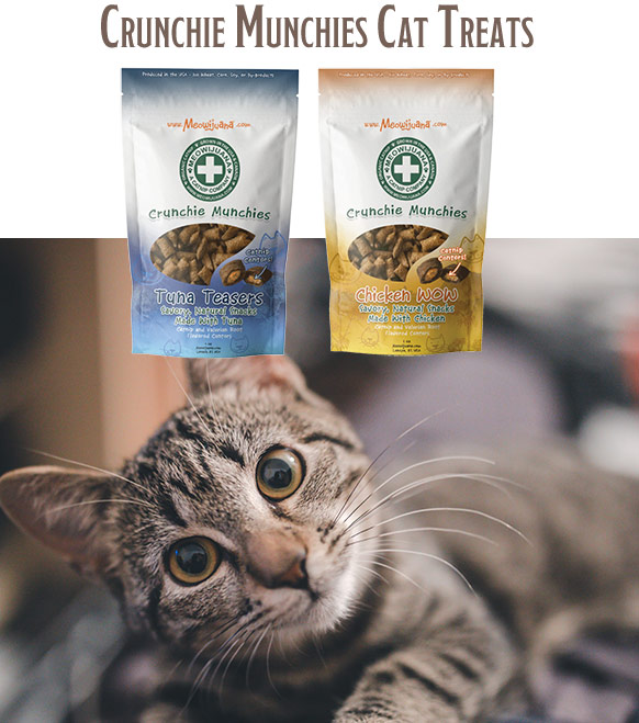 Crunchie Munchies Cat Treats