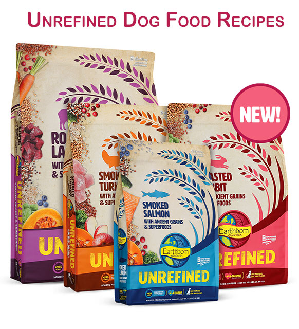 Unrefined Dog Food Recipes